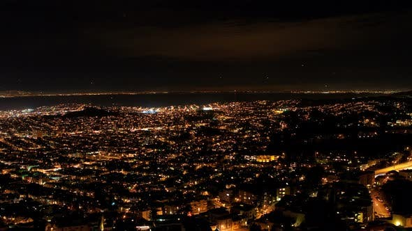 Thumbnail for San Francisco In The Evening