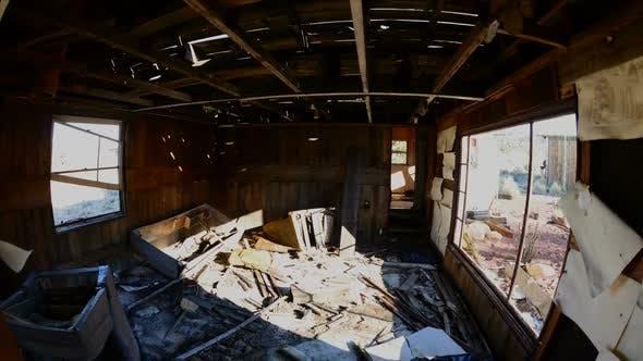 Thumbnail for Light Rays In Abandon House During Sunrise 1