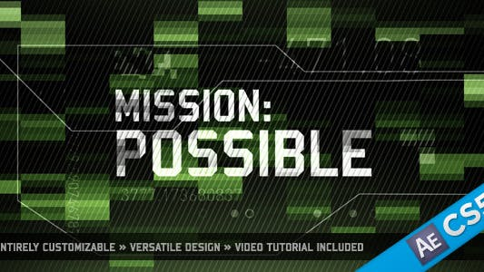 Thumbnail for Mission: Possible