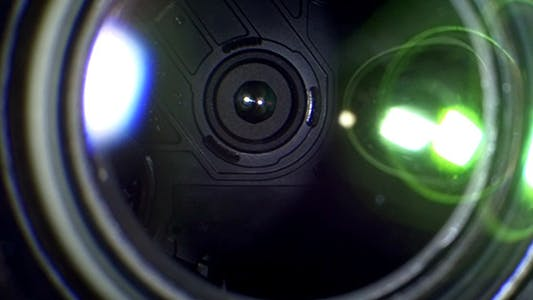 Thumbnail for Zoom Camera Lens