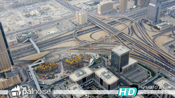 Thumbnail for Dubai From Top