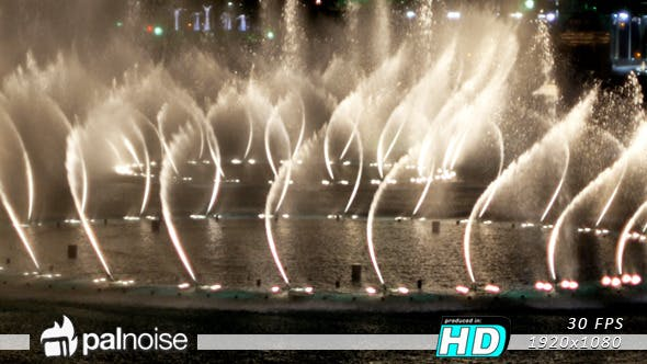 Thumbnail for Fountain Perfomance Water Jet 05