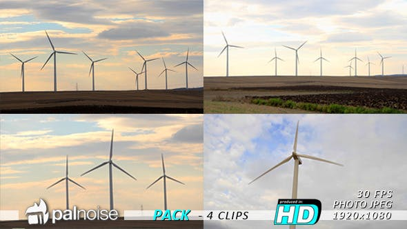 Thumbnail for Wind Power (4-Pack)