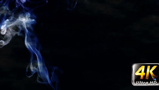 Thumbnail for Abstract  Fluid Smoke Element Turbulence 2