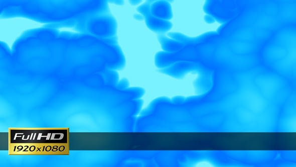 Broadcast Evolving Random Abstract Patterns 01