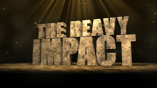 Thumbnail for The Heavy Impact