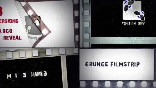 Thumbnail for Grunge Filmstrip