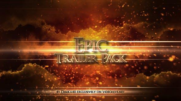 Thumbnail for Epic Trailer Pack