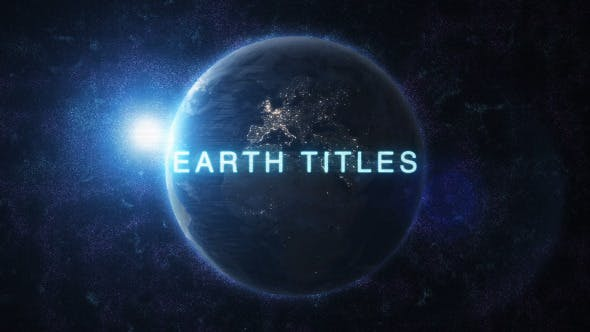 Cover Image for Earth Titles