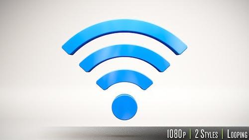 WiFi Wireless Internet Symbol