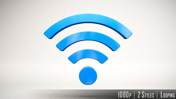 Thumbnail for WiFi-Wireless-Internet-Symbol
