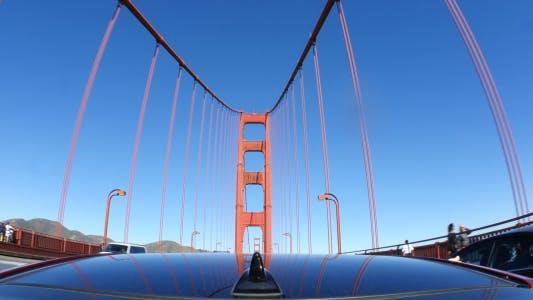 Thumbnail for Driving Through Golden Gate