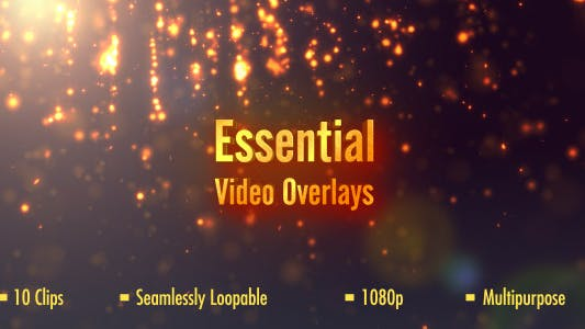 Thumbnail for Essential Video Overlays