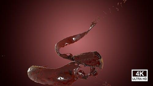Twisted Cola Splash V4 4K
