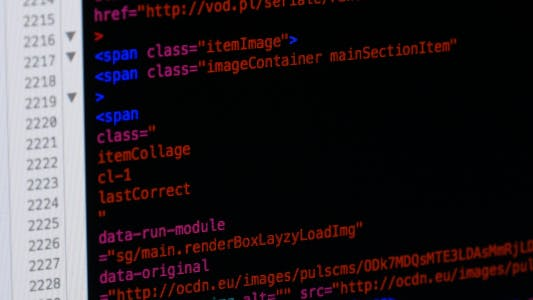 Thumbnail for HTML Code