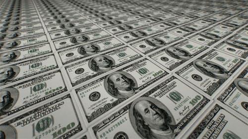 Money - 100 Dollar Bills