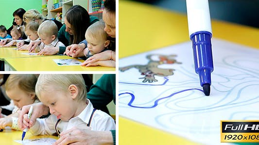 Thumbnail for Children Are Engaged In Early Development 1