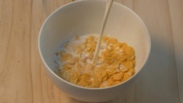 Thumbnail for Corn Flakes And Milk