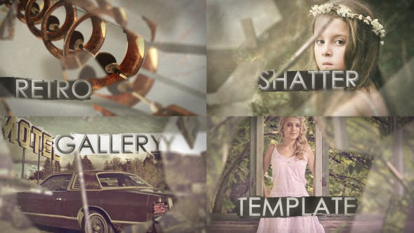 Thumbnail for Retro Shatter Gallery