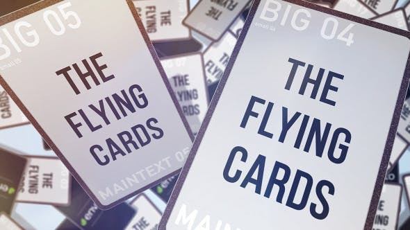 Thumbnail for Flying cards