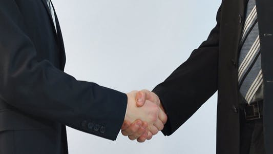 Thumbnail for Shaking Hands