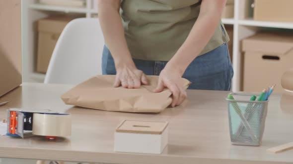 Thumbnail for Verkäuferverpackung bestellt Gut für Online-Käufer