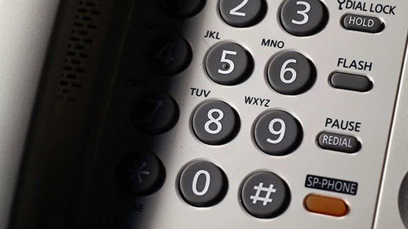 Thumbnail for Telephone Buttons 456