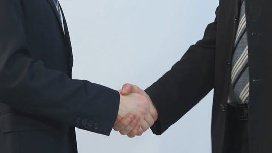 Thumbnail for Business Partners Shaking Hands