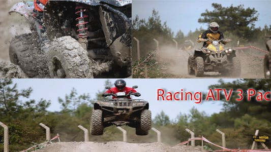 Thumbnail for Racing ATV 3 Pack 2