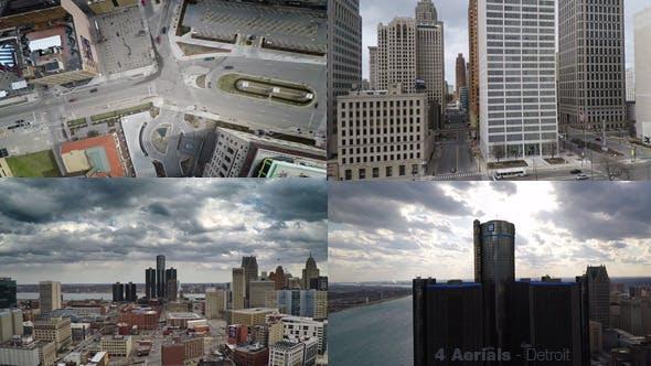 Thumbnail for Detroit Aerials