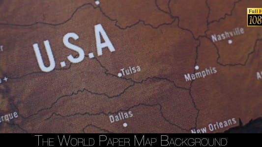 Thumbnail for The World Map 38