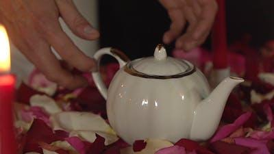 Romantic Tea Ceremony