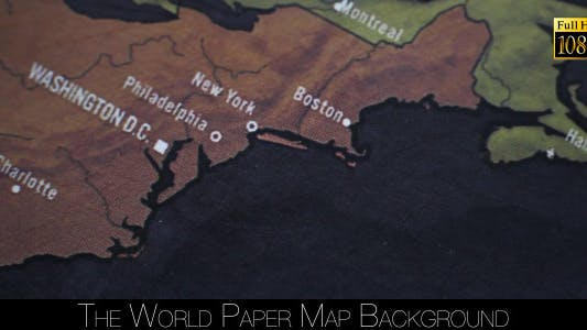 Thumbnail for The World Map 55