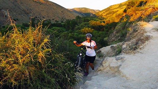 Thumbnail for Mountain Biker Girl