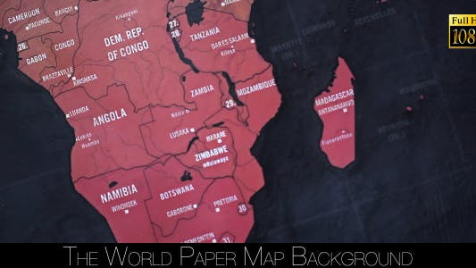 Cover Image for The World Map 63