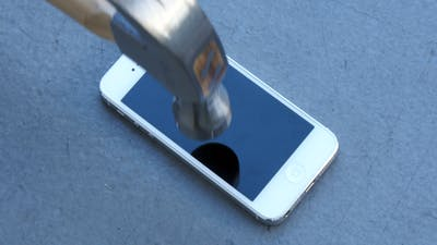 Crashing Mobile Phone