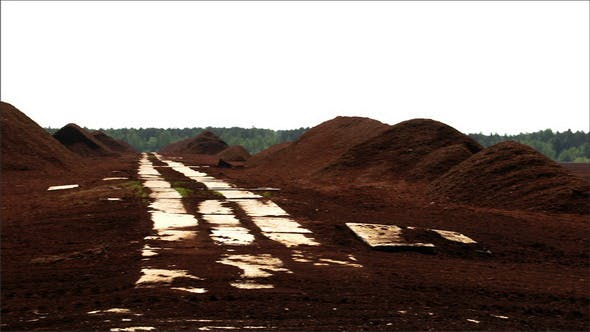Thumbnail for The Wide Area of the Red Peat Soil