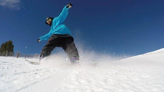 Thumbnail for Snowboard Fast Slash