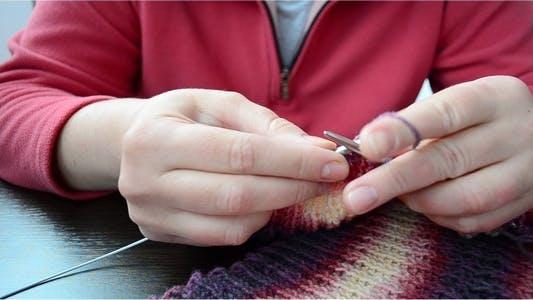 Thumbnail for Knitting