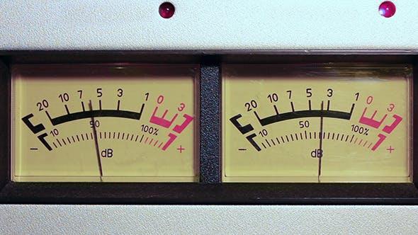 Thumbnail for Stereo Decibel Meters
