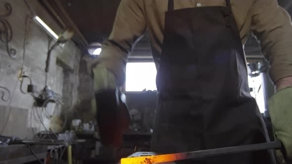 Thumbnail for Metal Forging in Smithy