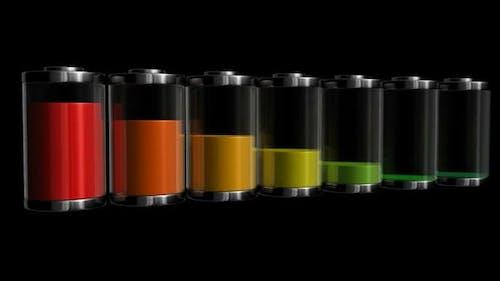 Batteriestand