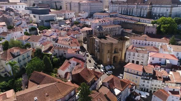 Thumbnail for Cathedral And Historic Center of Coimbra, Portugal