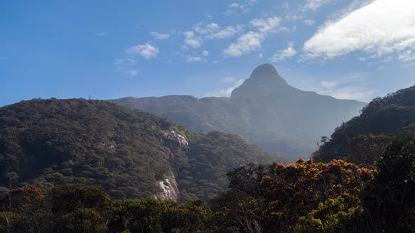 Thumbnail for Landscape Peak of Adam, Sri Lanka
