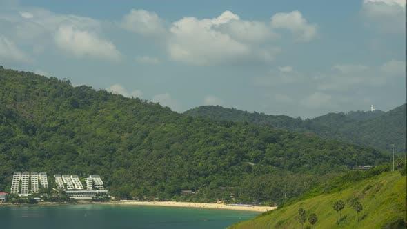 Tropical Landscape Timelapse