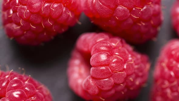 Thumbnail for Fresh raspberries