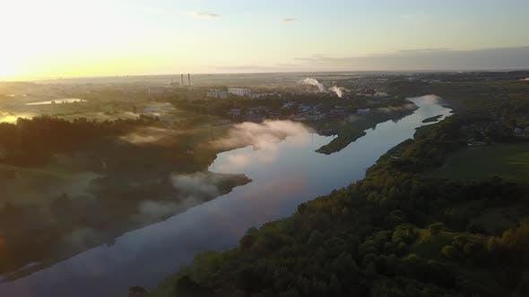 Thumbnail for River Port. City Vitebsk