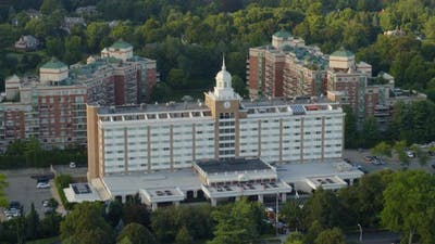 Garden City Hotel in Long Island New York