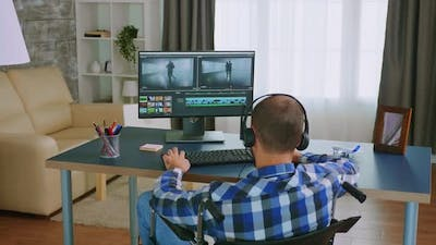 Using Post Production Software