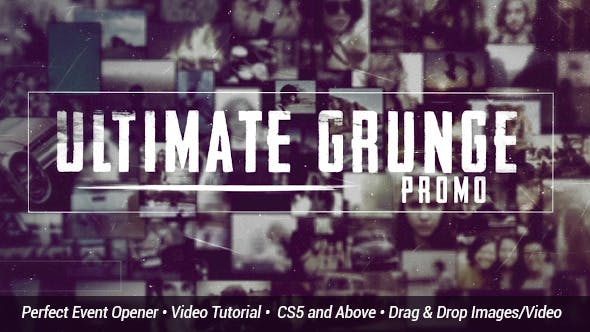 Cover Image for Ultimate Grunge Slideshow